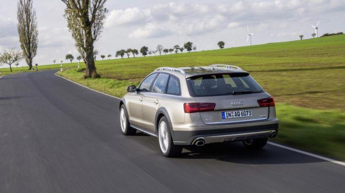 Audi A6 allroad quattro. Foto: spothits/Audi