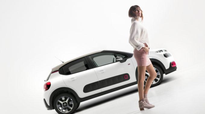 Citroen C3 als Sondermodell Elle. Foto: spothits/Citroen