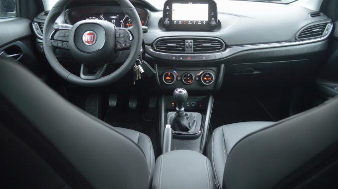 Test Fiat Tipo S-Design 1.6 Multjet: Der große Wurf. Foto: spothits