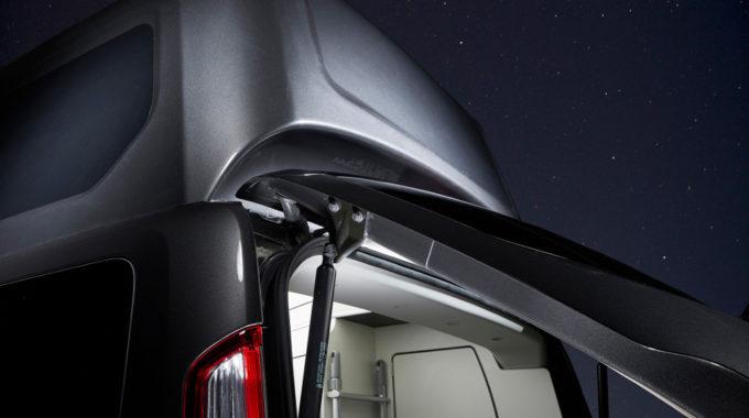 CMT 2018: Ford Westfalia Nugget Plus mit langem Radstand. Foto: spothits/Ford