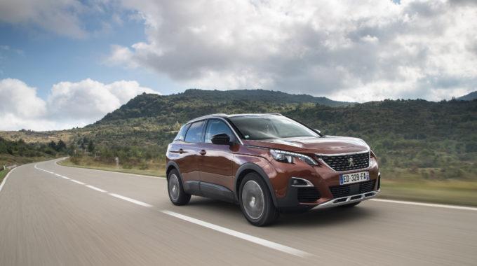 Peugeot 3008. Foto: spothits/Peugeot