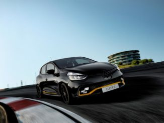 Renault Clio R.S.18: Sondermodell mit 220 PS. Foto: spothits/Renault