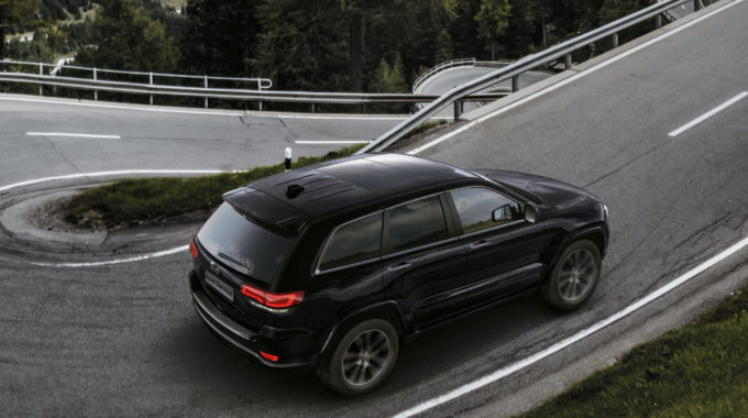 Jeep Grand Cherokee S: Sondermodell mit 352 PS. Foto: spothits/Jeep