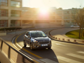 Neuer Ford KA+ startete ab 9.990 Euro. Foto: spothits/Ford