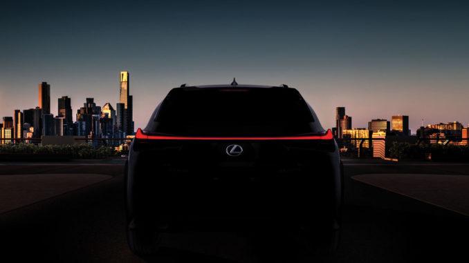 Genf 2018: Lexus Crossover feiern Premiere. Foto: spothits/Lexus