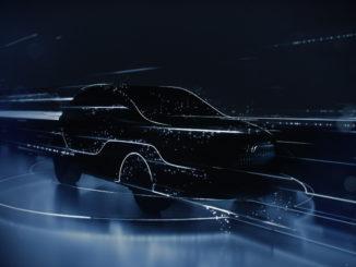 Hyundai Kona Elektro: Erstes Elektro-SUV startet 2018. Grafik: spothits/Hyundai
