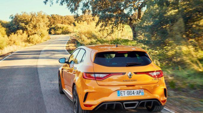 Renault Mégane R.S.: Straßensportler mit 280 PS. Foto: spothits/Renault