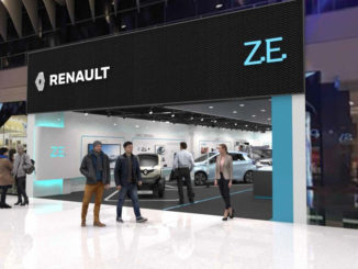 Renault stellt E-Autos in Concept Store in Stockholm vor. Foto: Renault/spothits