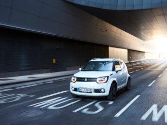 Suzuki Ignis Hybrid: Sauberster Benziner im ADAC EcoTest. Foto: spothits/Suzuki