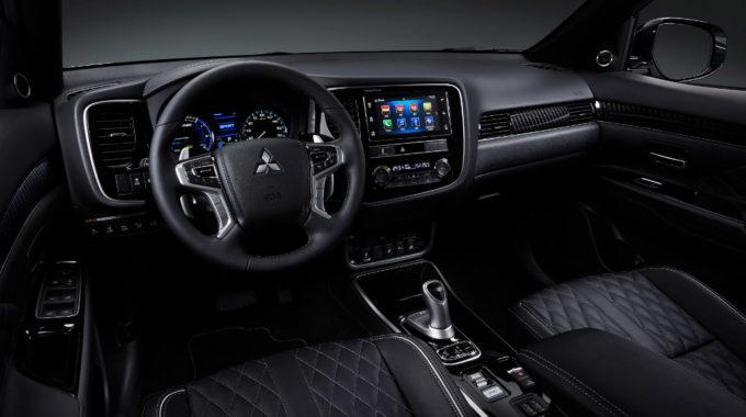 Mitsubishi Outlander Plug-in Hybrid. Foto: spothits/Mitsubishi