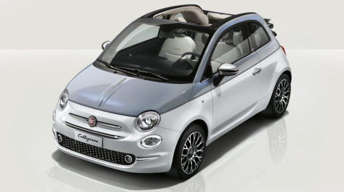 Genf 2018: Fiat 500 Collezione feiert Premiere. Foto: spothits/Fiat