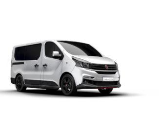 Fiat Talento Sportivo: Neuer Van als Sondermodell. Foto: spothits/Fiat