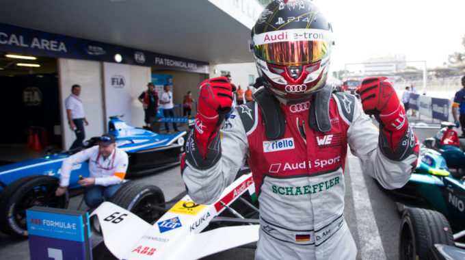 Daniel Abt. Foto: spothits/Audi Motorsport/Michael Kunkel