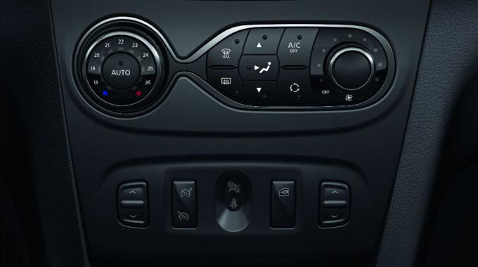 Dacia Sandero und Dacia Logan MCV erstmals mit Klimaautomatik. Foto: spothits/Dacia