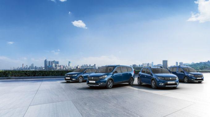 Dacia Stepway Modelle für Sandero, Lodgy, Dokker und Logan MCV. Foto: spothits/Dacia