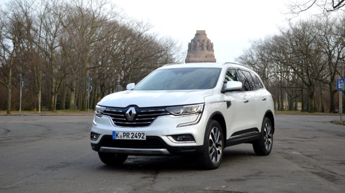 Test Renault Koleos Intens Energy dCi 175 4WD. Foto: spothits