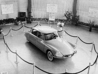 """DS 19 zum """"Design-Meilenstein"""" gewählt. Foto: spothits/DS Automobiles"""