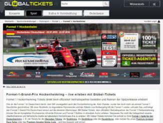 Screenshot: spothits/Global Tickets