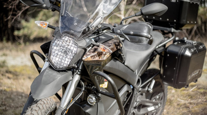 Zero DSR Black Forest: Reiseenduro mit Elektroantrieb. Foto: spothits/Zero Motorcycles