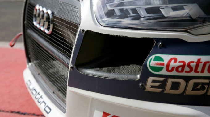 Audi S1 EKS RX quattro. Foto: spothits/Ferdi Kräling Motorsport-Bild GmbH