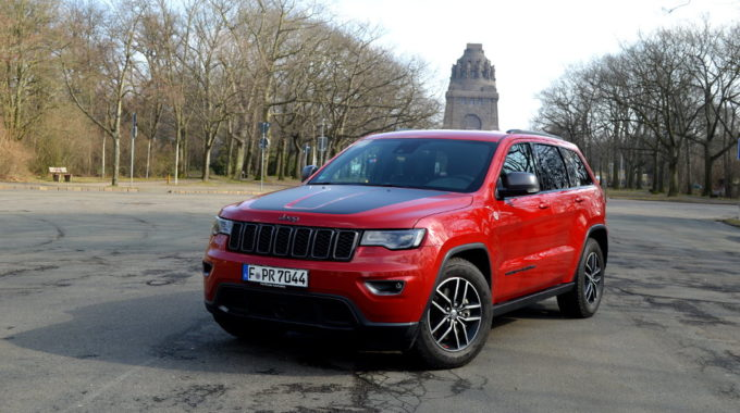 Jeep Grand Cherokee Trailhawk 3.0 V6. Foto: spothits