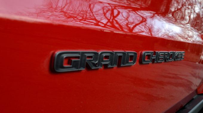 Jeep Grand Cherokee Trailhawk 3.0 V6. Foto: spothits