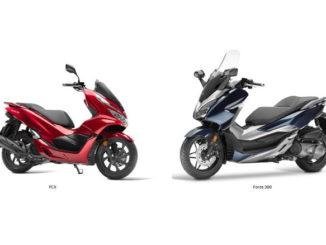 Honda gibt Preise für PCX und Forza 300 bekannt. Foto: spothits/Honda