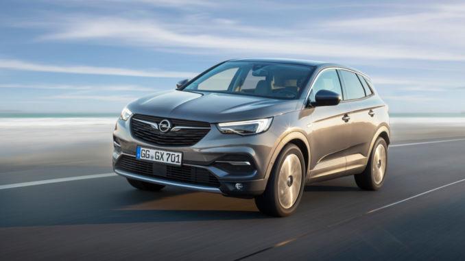 Neuer 1.5-Liter Diesel zuerst im Opel Grandland X. Foto: spothits/Opel