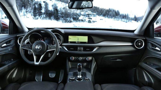 Alfa Romeo Stelvio Foto: spothits/Alfa Romeo