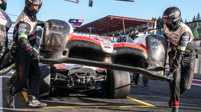 2018 FIA World Endurance Championship season: 6 Hours of Spa-Francorchamps. Foto: spothits/Michael Kogel