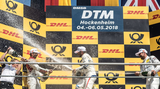 DTM Hockenheim 2018. Foto: spothits/Michael Kogel