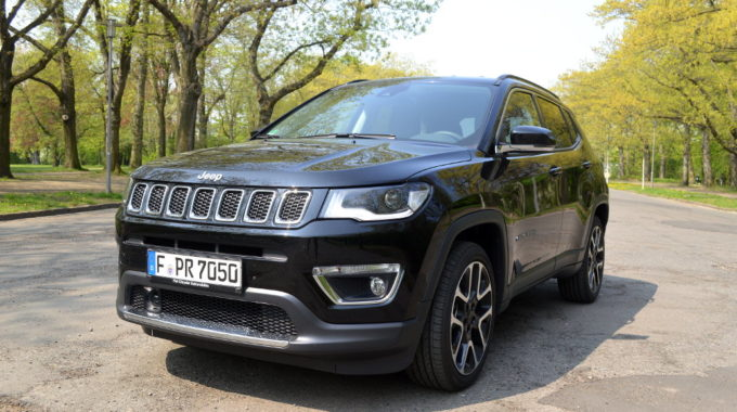 Test Jeep Compass Limited 1.4 MultiAir. Foto: spothits