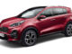 Kia Sportage: Erste Bilder vom neuen SUV. Foto: spothits/Kia
