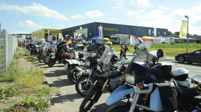 Touratech Travel Event feiert Jubiläum. Foto: spothits/Touratech