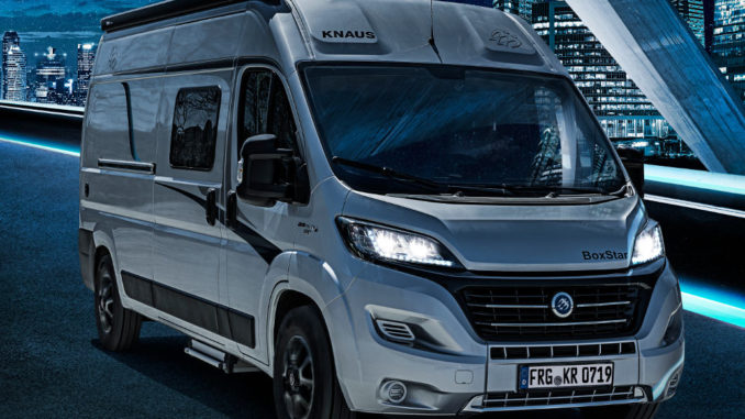 Knaus wertet Kastenwagen Boxstar und Boxdrive auf. Foto: spothits/Knaus