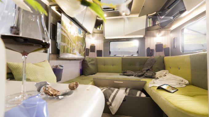 Dethleffs Caravan Coco startet ab 18.799 Euro. Foto: spothits/Dethleffs