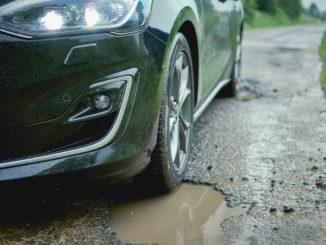 Neuer Ford Fokus mit Schlagloch-Erkennung. Foto: spothits/Ford