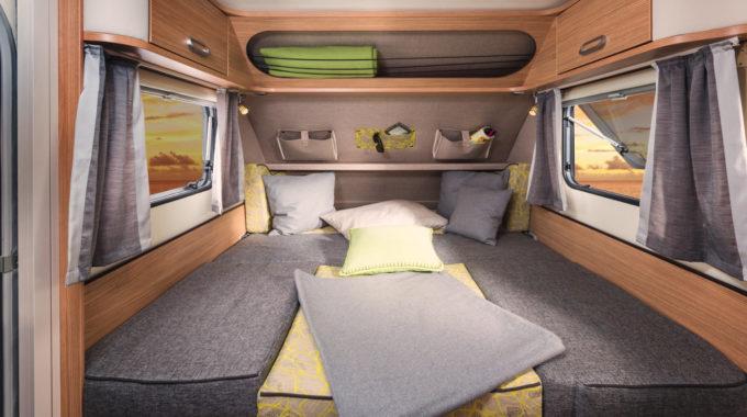 T@B Kult-Caravan mit Detailverbesserungen. Foto: spothits/Knaus Tabbert