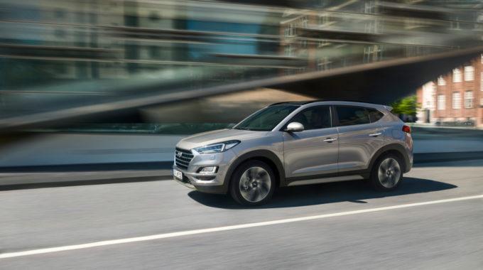 Hyundai Tucson 2.0 CRDi 48-Volt-Mildhybrid. Foto: spothits/Hyundai