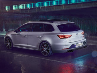 Seat Leon ST Cupra 300 Carbon Edition. Foto: spothits/Seat
