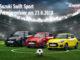 Suzuki Swift Sport feiert Marktstart am 23. Juni 2018. Grafik: spothits/Suzuki