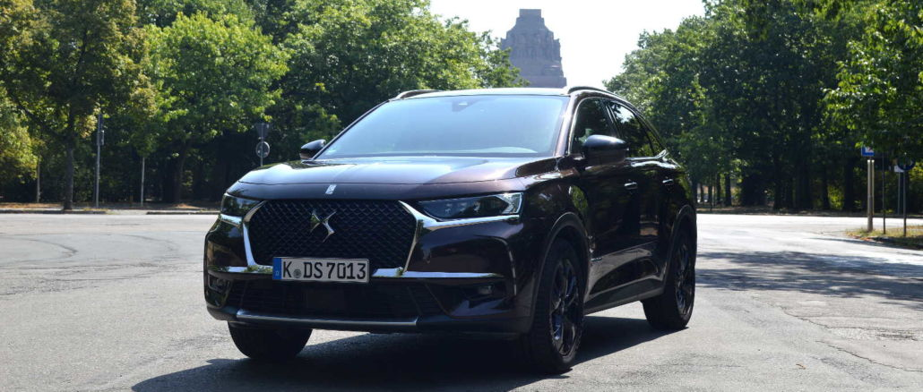 DS7 Crossback Inspiration Rivoli Performance Line. Foto: spothits